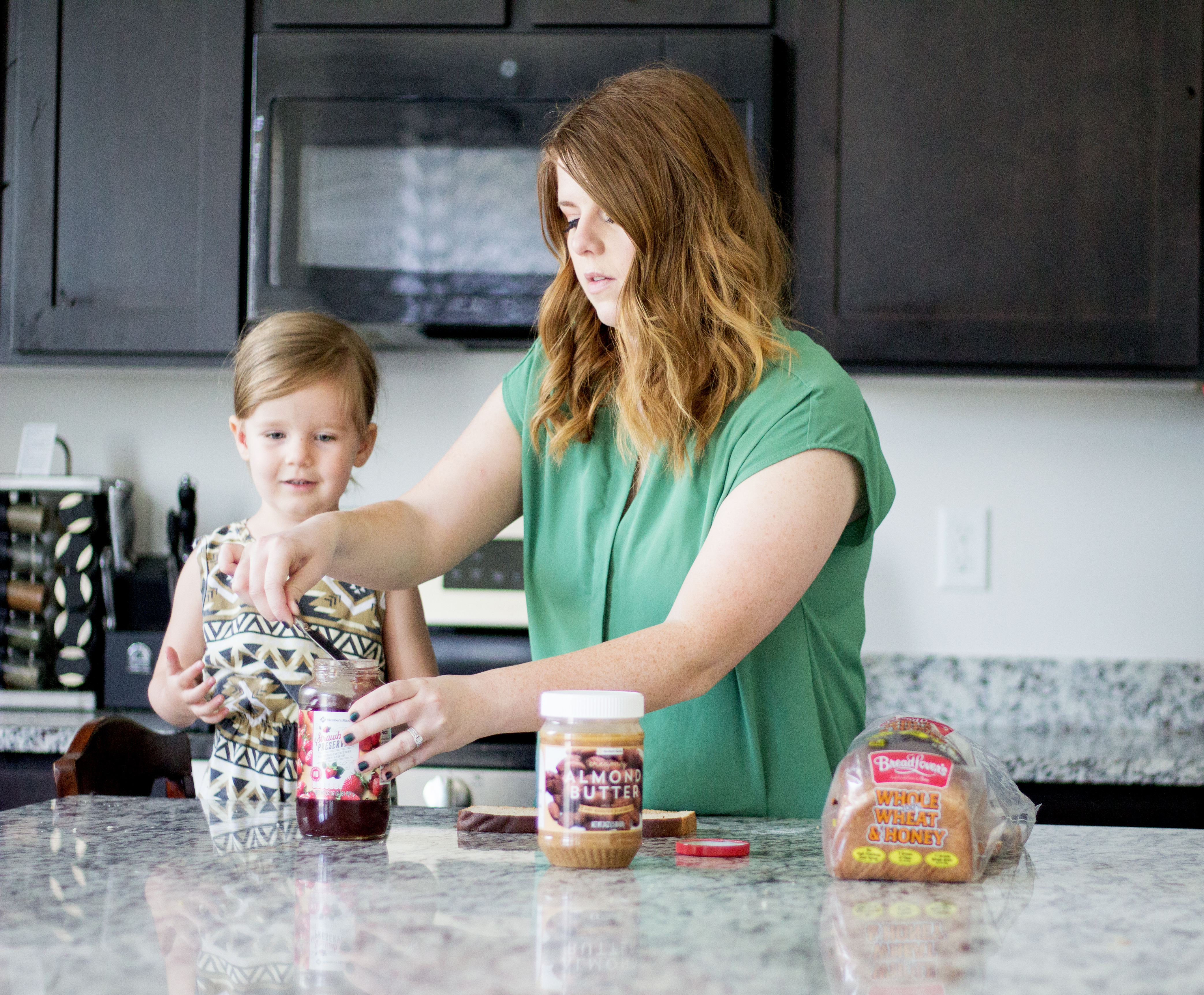 Becoming a stay at home mom
