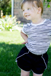 Casual Summer Outfit: Budget Friendly Kids outfit under $20