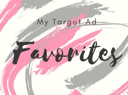 My Target Ad Favorites