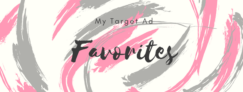 My Target Ad Favorites