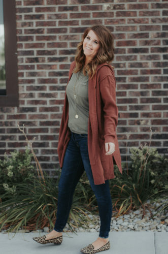 How to style fall colors