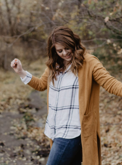 My current fall favorite: Mustard Cardigans