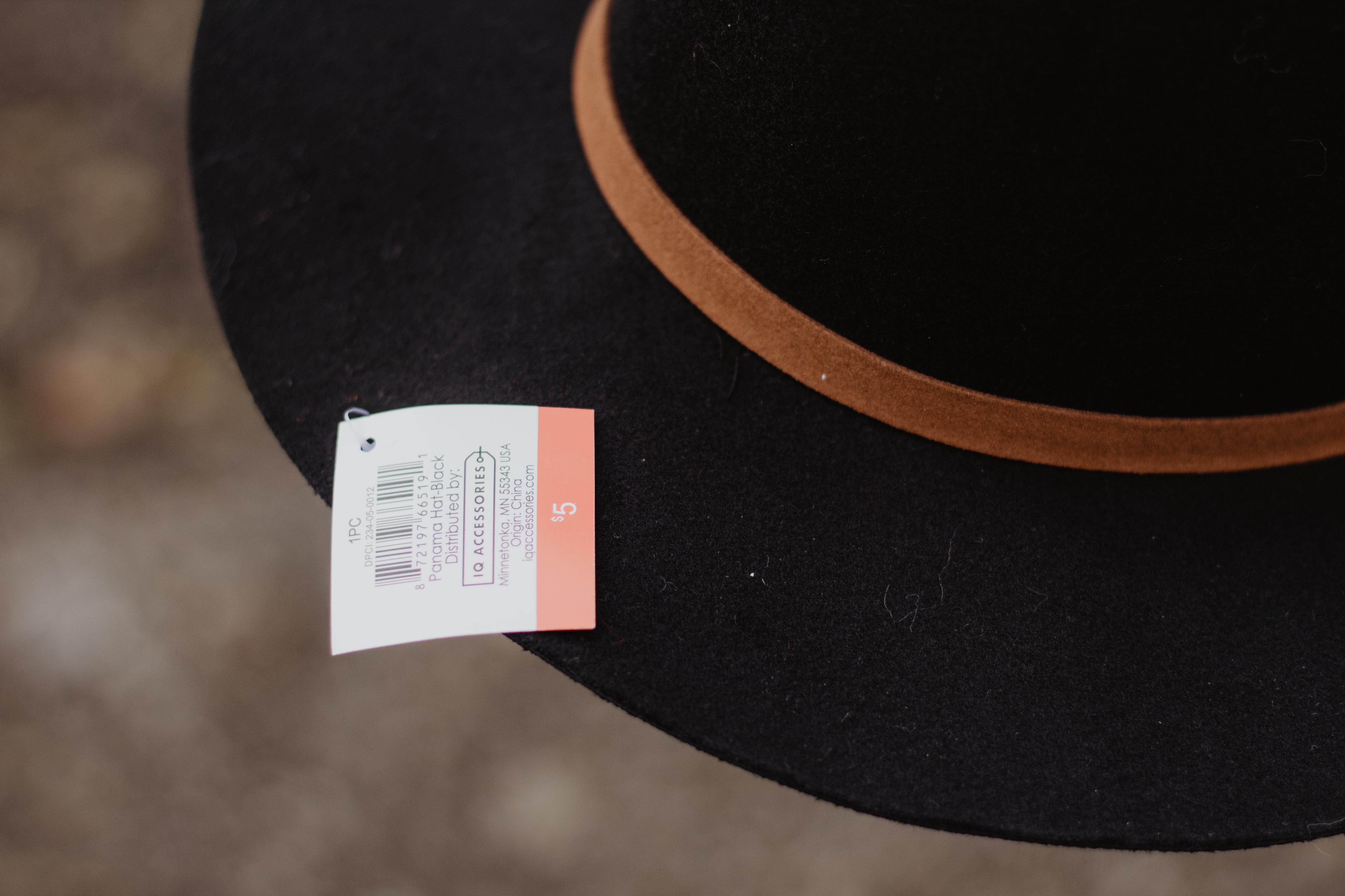 $5 Hat
