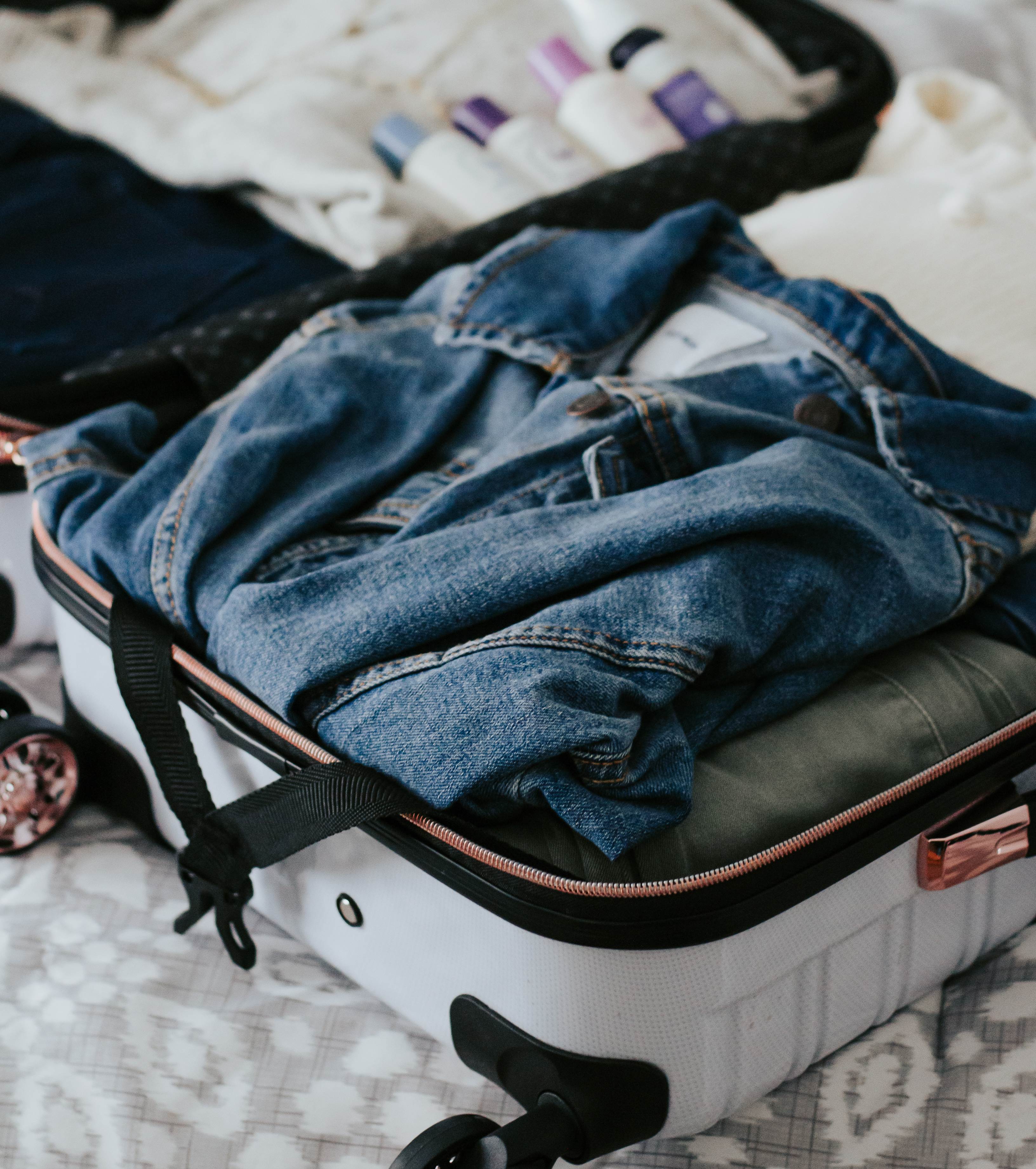 Packing in a carry on