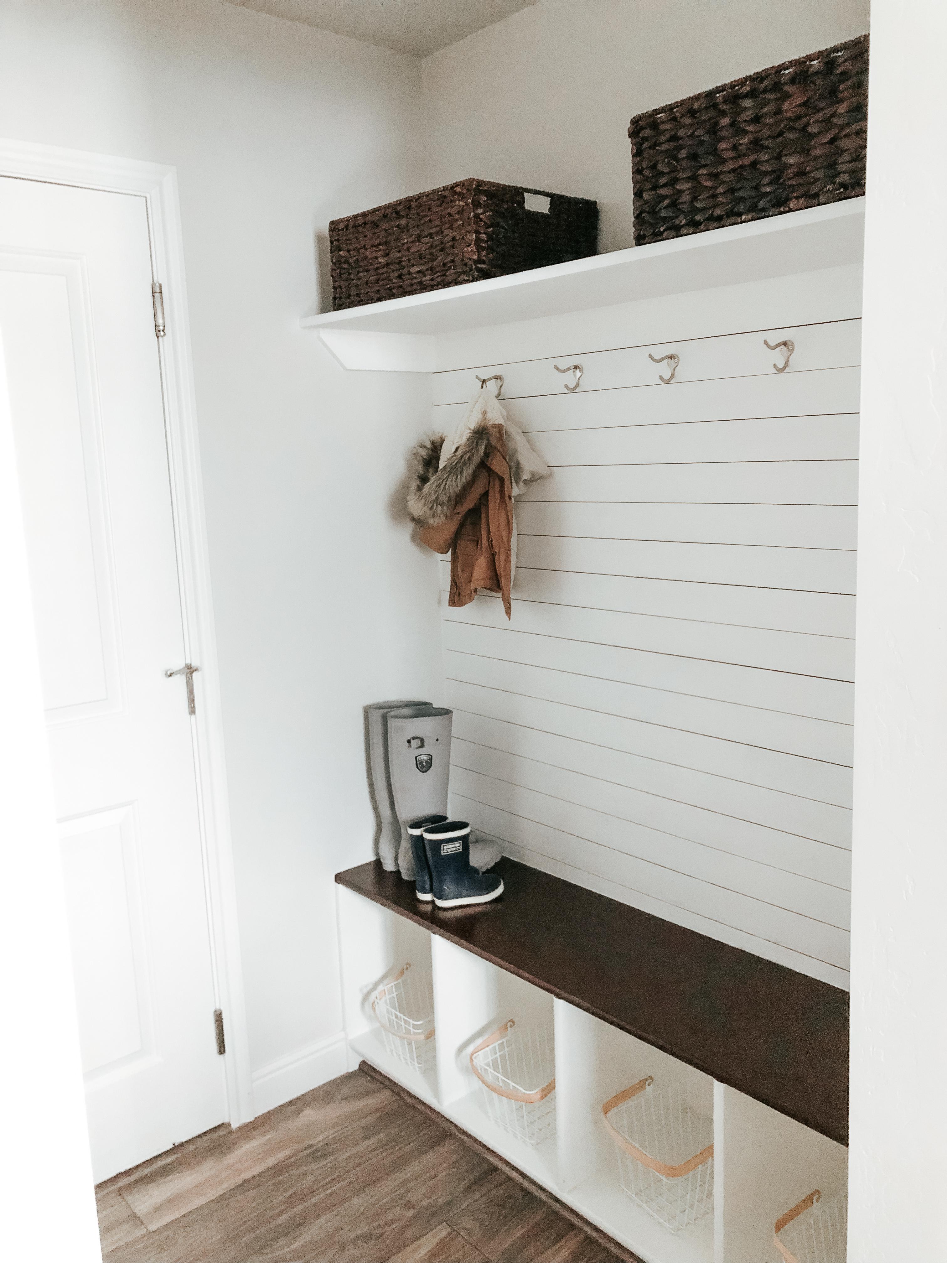 Mud Room Decor Under $100