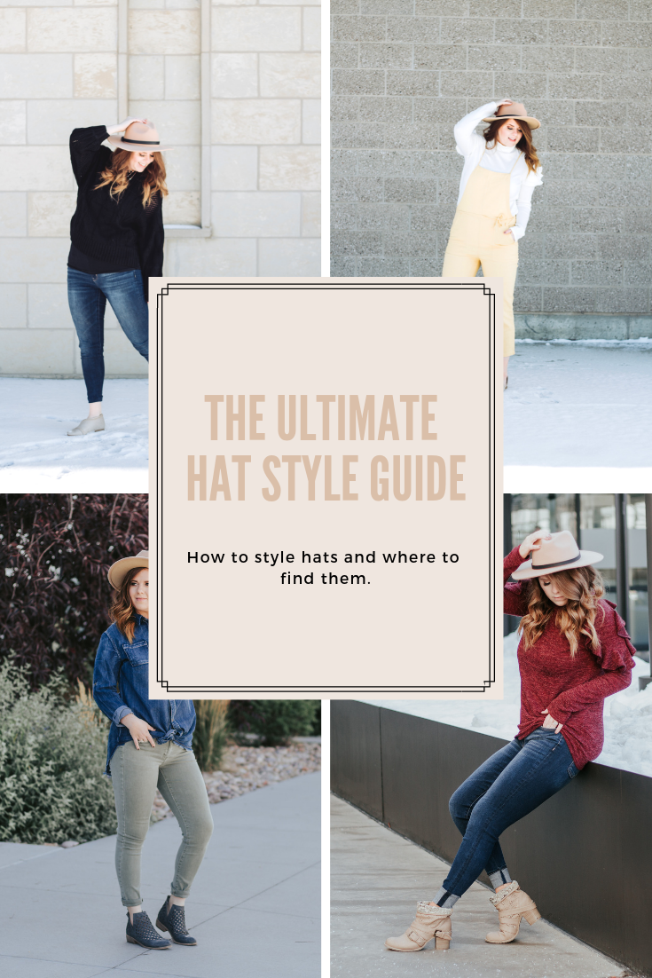 the ultimate style guide for hats