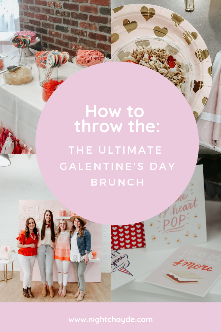 How to throw the Ultimate Galentine's Day Brunch