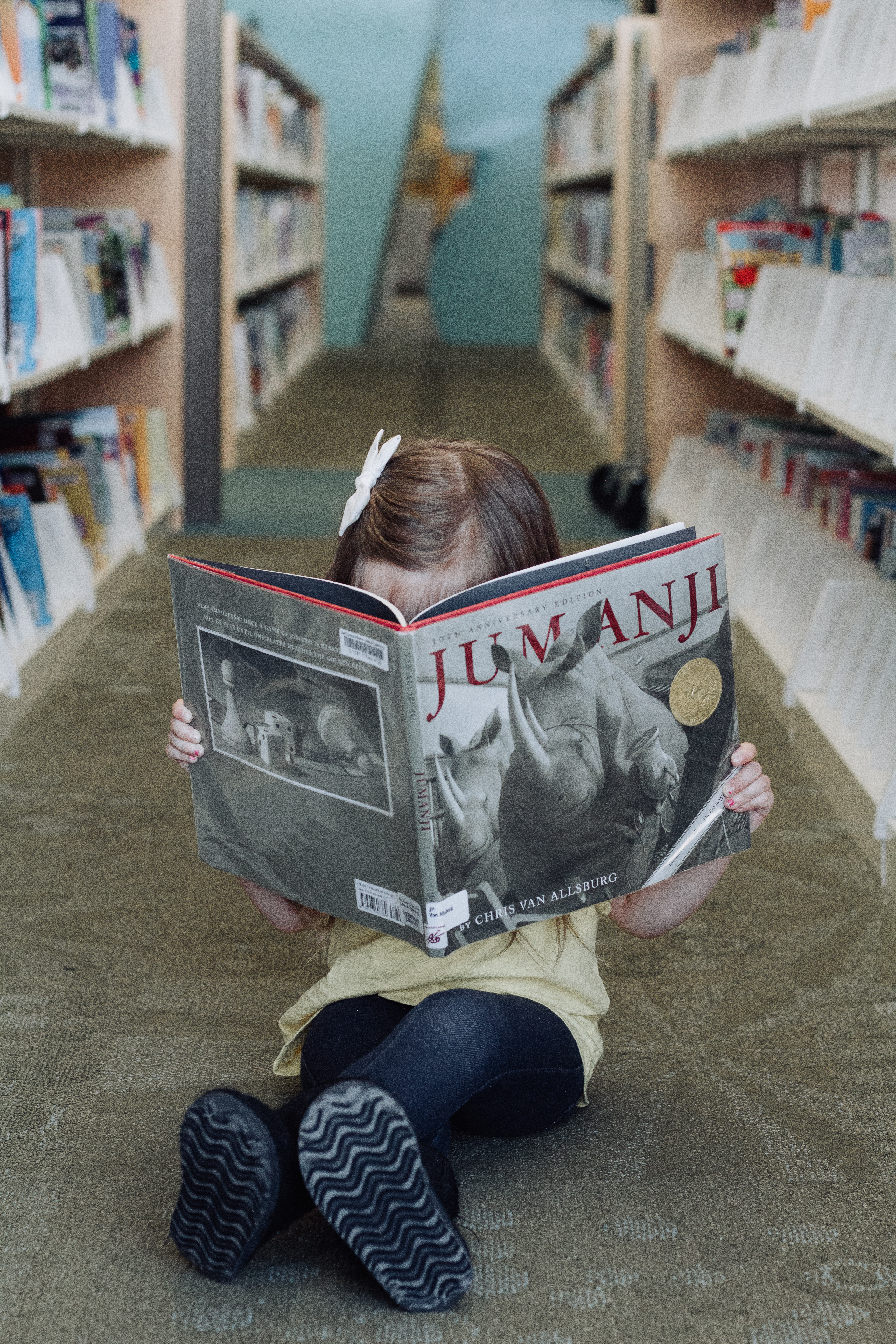 Library Shoot