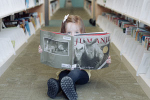 Adventures in the Library