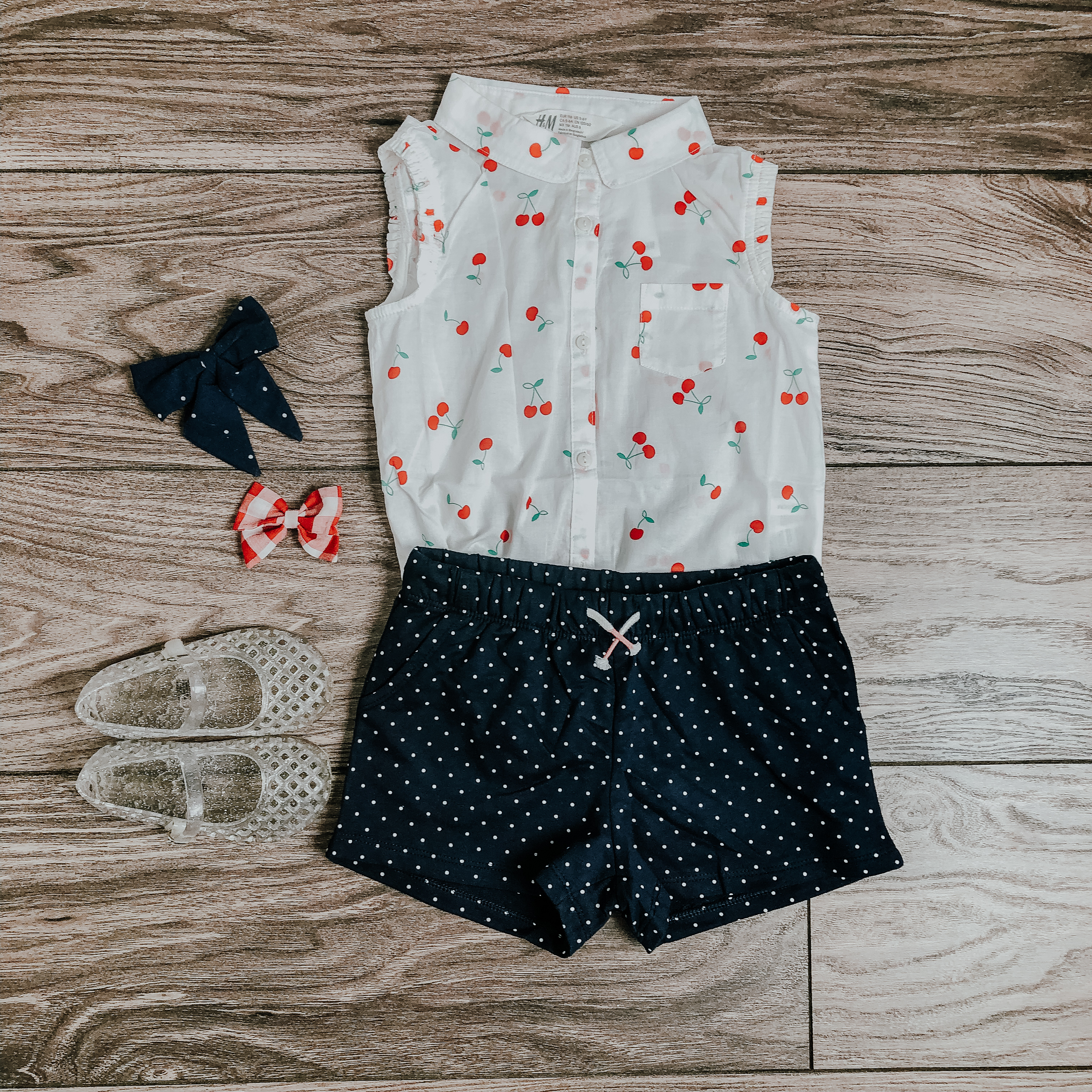 Outfits for little girls