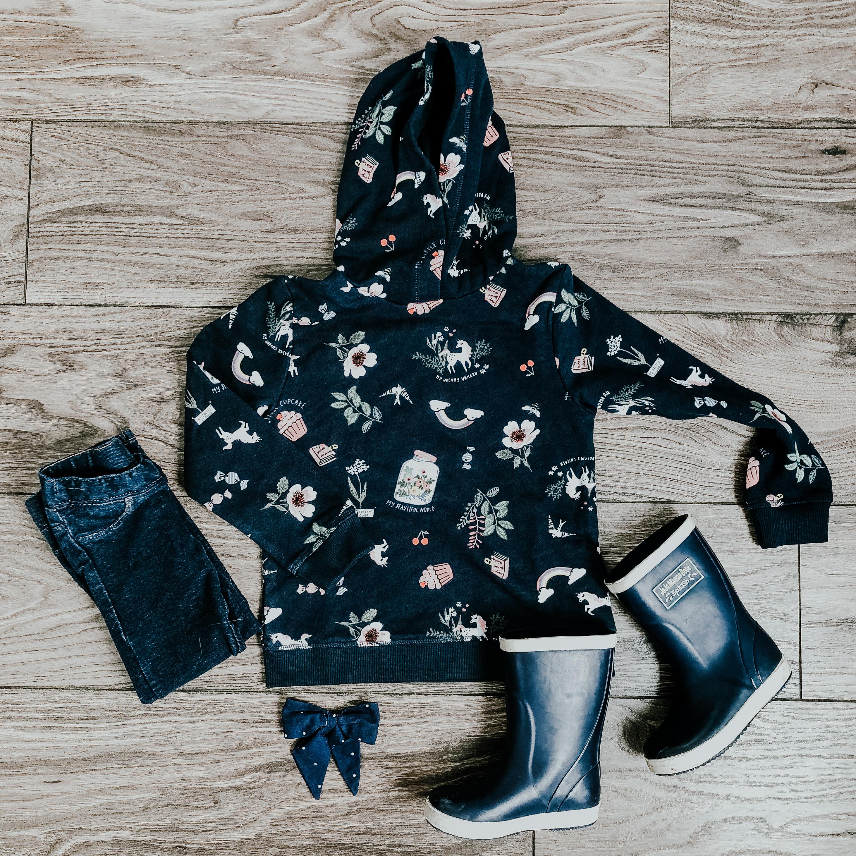 Little girl spring styles