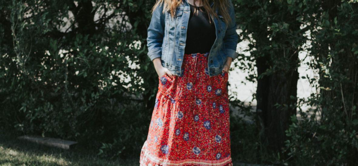 Beach Chic: Cute Summer Skirts
