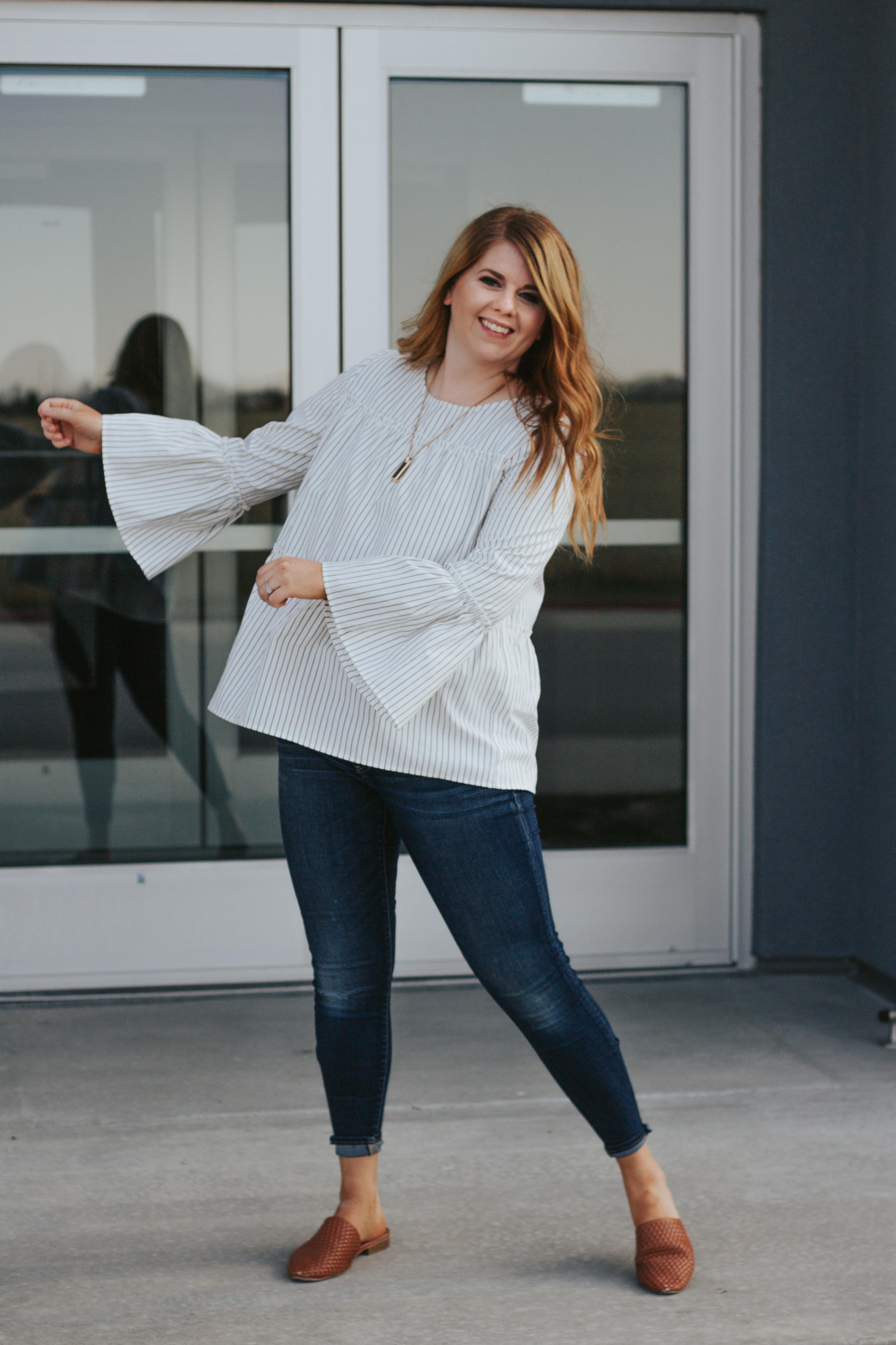 Cute budget friendly blouse