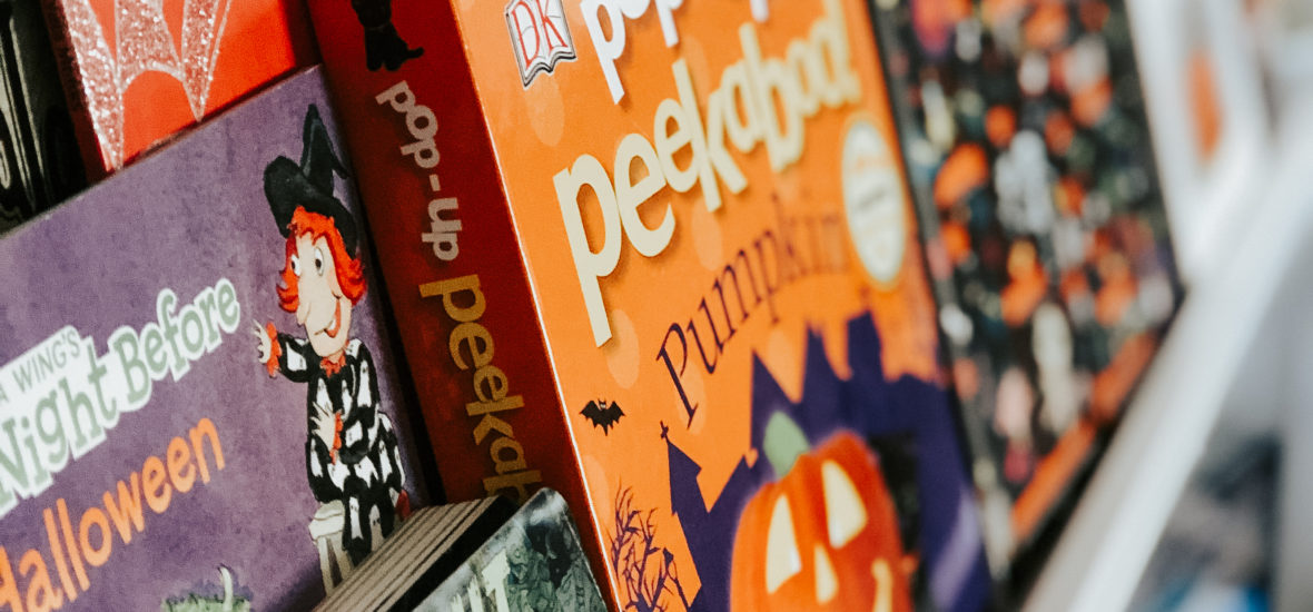 Our Halloween Books