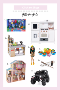 Girls Gift Guides