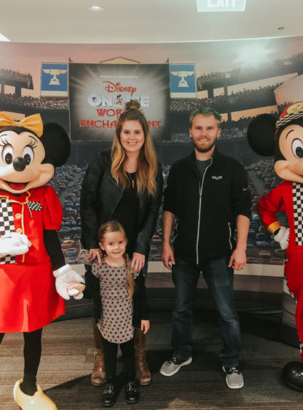 Disney On Ice: A Family Night Out