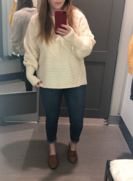 Fall Target Try On