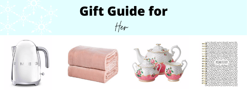 gift guide fo her