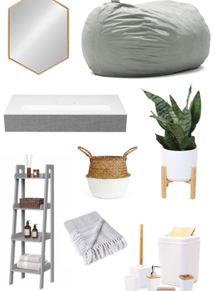 Home Decor Wish List: Basement Decor