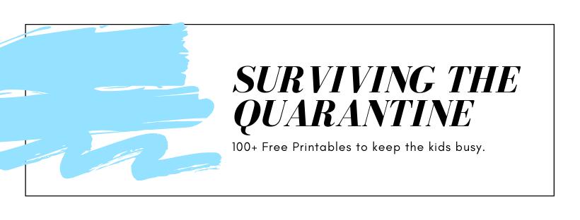 Survivng the Quarantine