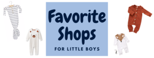 favorite shops for little boys