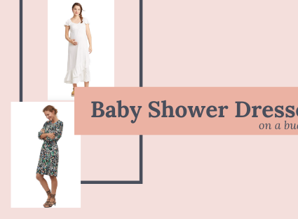Baby Shower/Maternity Photo Dresses