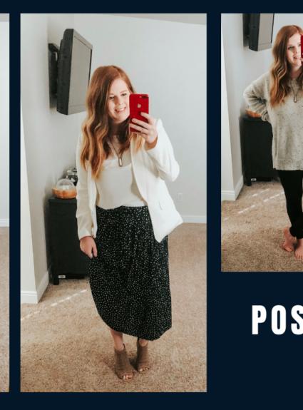 Postpartum Style Guide